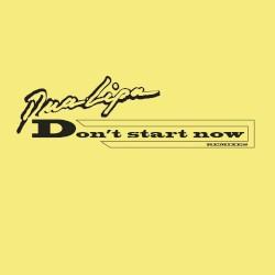 Unknown - Dua Lipa - Don't Start Now (Kungs Remix)