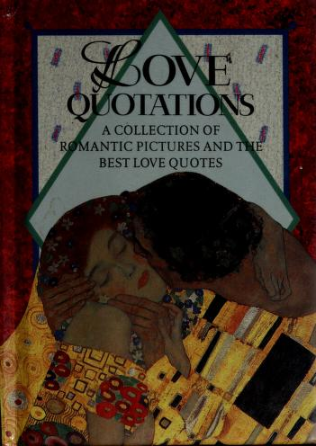 Cover of: Love quotations | Helen Exley